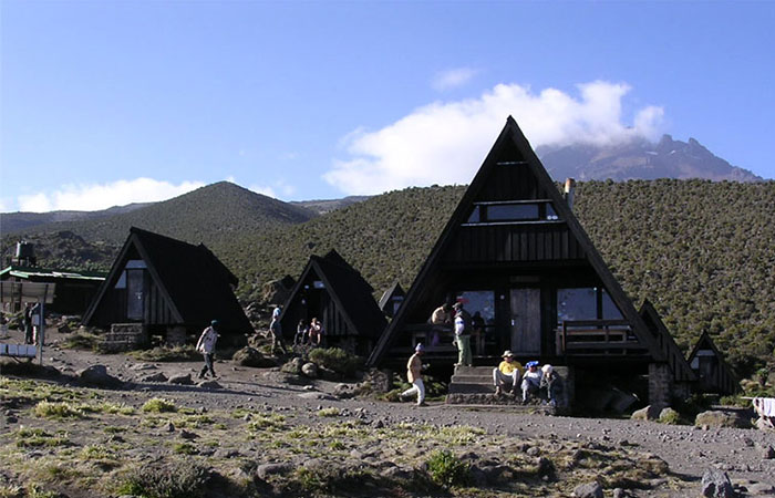 lemosho route camps